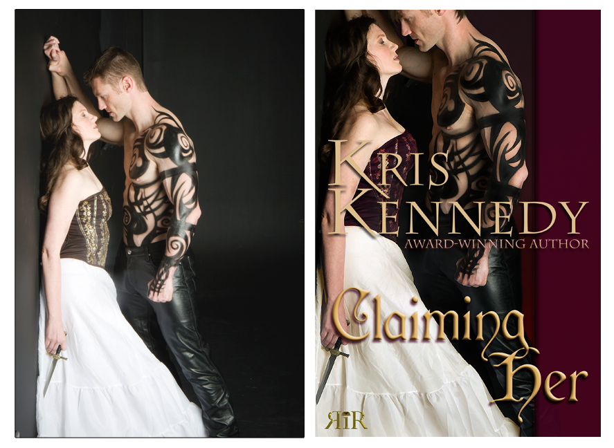 Kris Kennedy's cover for Claiming Her